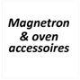 Magnetron- & ovenaccessoires